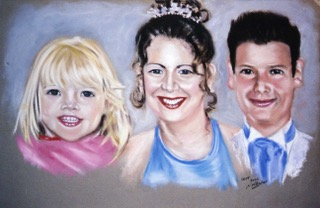 Commission - The Kids - Pastel