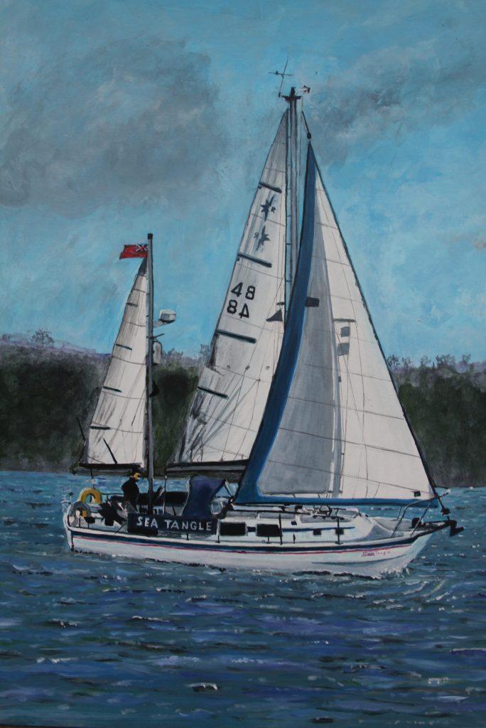 Sea Tangle (Commission)
